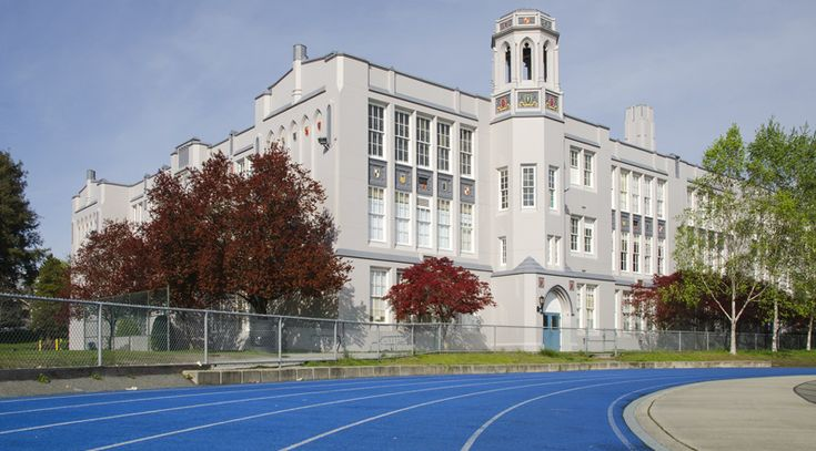 Heritage Vancouver Top 10 Endangered Sites 2015 | No. 1: Schools: Point Grey Secondary (1929)