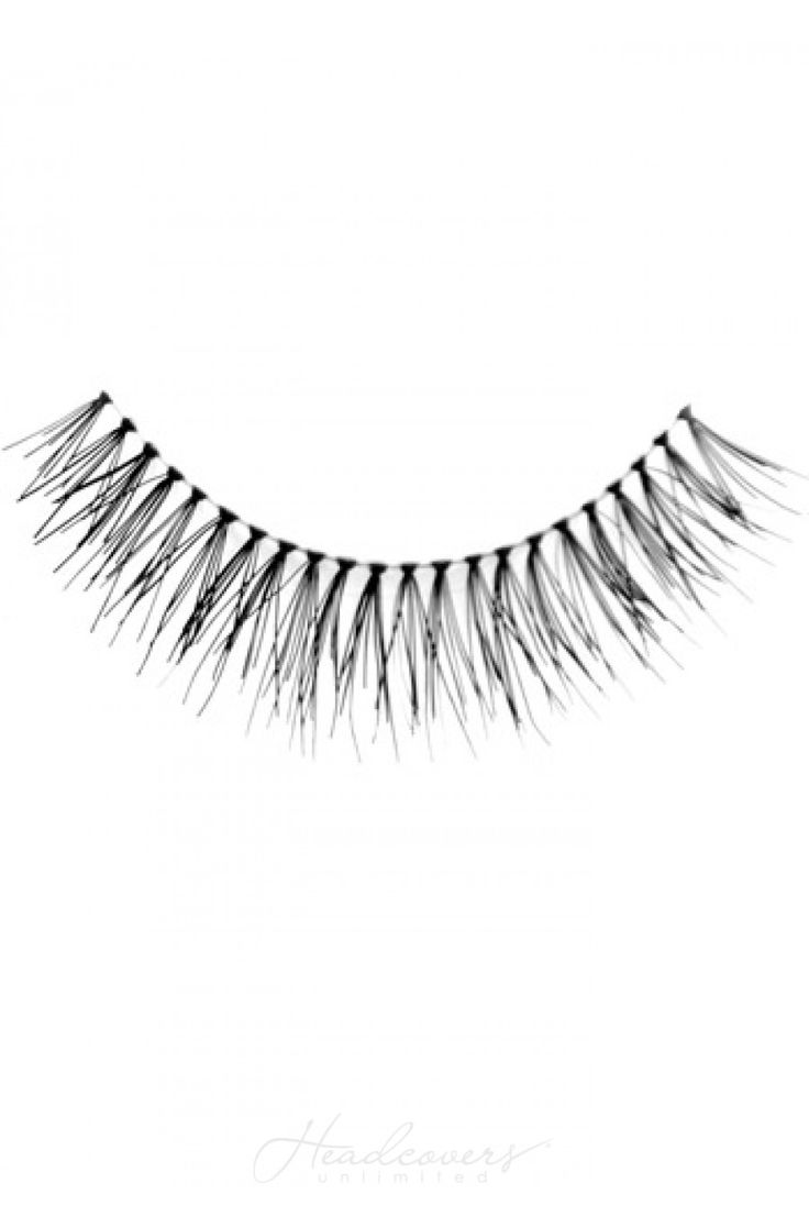 Realistic Looking False Eyelashes for Weddings & Hair loss | Headcovers.com
