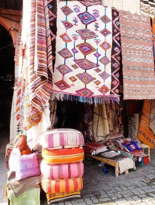 Traveling to Marrakech? Style-conscious suggestions for what to see and do…