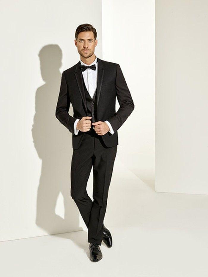 idea per un vestito uomo matrimonio smoking firmato pointmariage per un  look raffinato 3d1c695549e