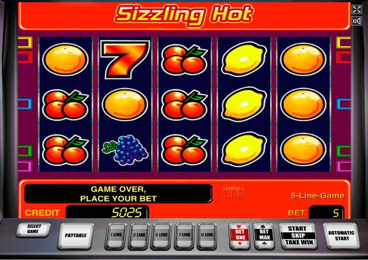 Lass deine Probleme hinter dich und spiele das beste Spiel von #Novomatic Sizzling Hot online! Der #Spielautomat, trotz seiner Einfachheit, ist sehr beliebt und populär! Versuch auch du kostenlos zu spielen!