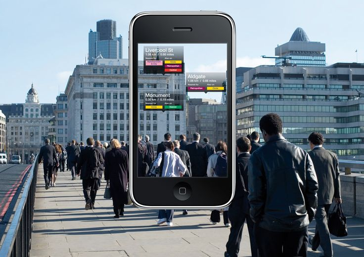 Augmented Reality #AR in #Tourism - Research and Applications Overview