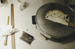making lefse // © Betsey Wilson