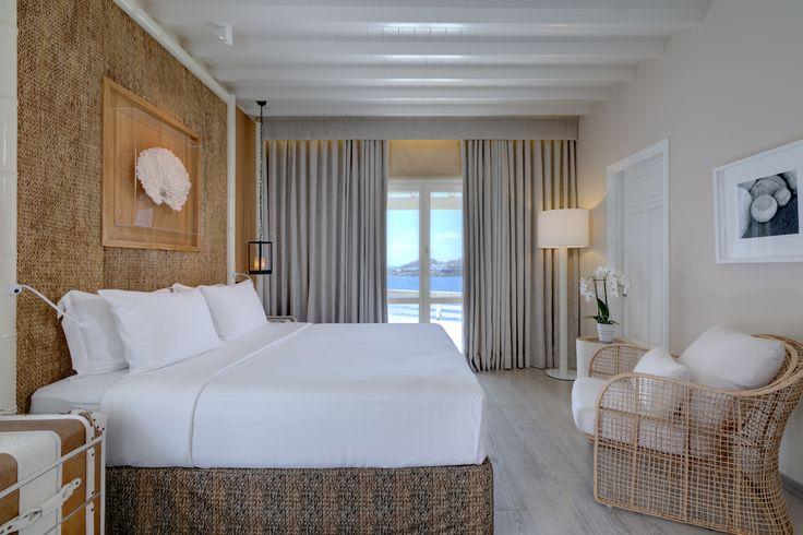 Superior Seaview Room | Santa Marina, A Luxury Collection Resort, Mykonos