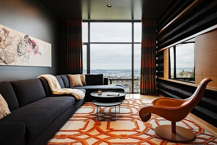 Nob Hill Penthouse by Maven Interiors