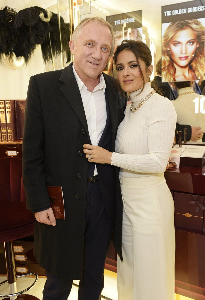 In honor of the power couple's anniversary, we're rounding up Penelope Cruz and François-Henri Pinault's sweetest public moments from as far back as the beginning of their courtship in 2006.