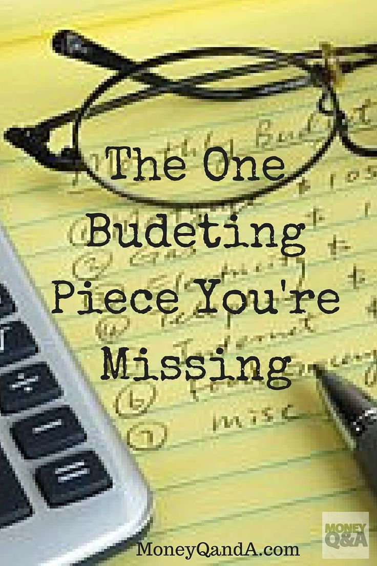Budgeting is tricky. That's why so many of us avoid it. But there are tips to help you succeed. In fact, you're forgetting the most important budgeting tip.