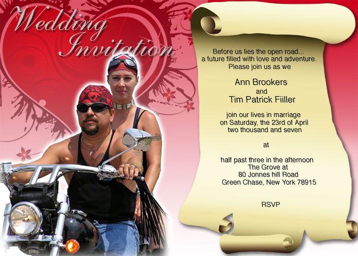Biker Wedding Invitations: Icanhappy.com Motorcycle-wedding-invitations-07