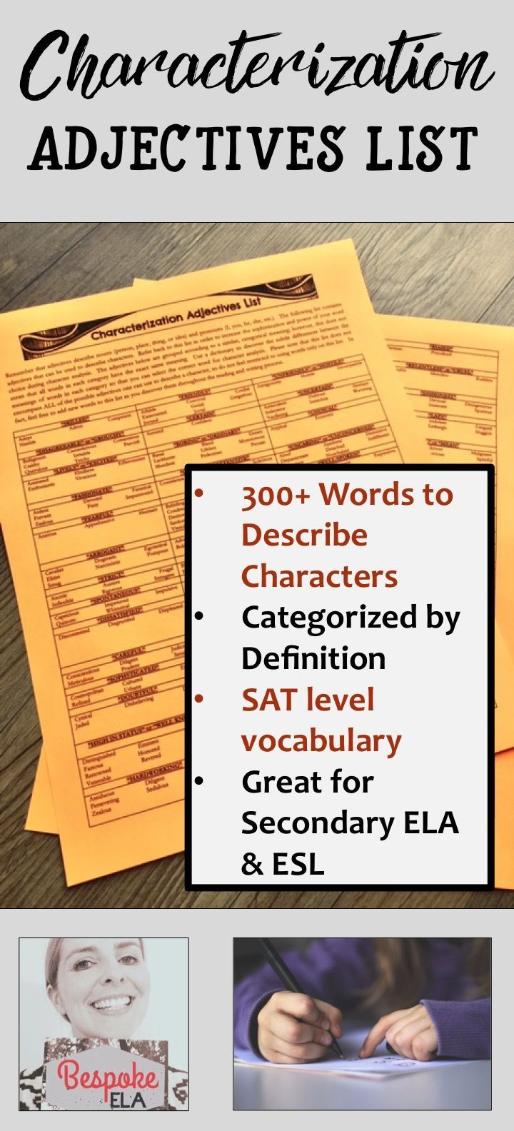 vocabulary words to use in sat essay Read and learn for free about the following article: sat essay glossary  diction  diction refers to the word choice the author uses typically in formal writing or  speeches, authors will use formal diction (no contractions, elevated speech style.