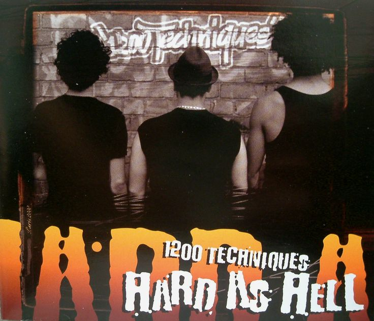 "1200 Techniques ""Hard As Hell""1st sinlge release of Album Choose One. www.1200techniques.com.au"