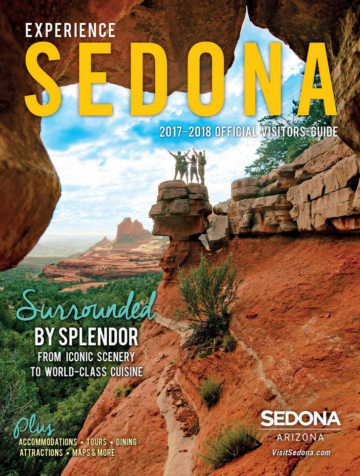 Experience Sedona 2017 2018 Official Visitors Guide