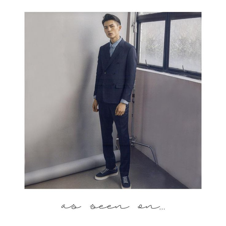 Casual formality the #HOGAN #R260 #sneakers as featured in @ellemen_china  Join the #HoganClub #lifestyle and share with us your @hoganbrand pictures on Instagram