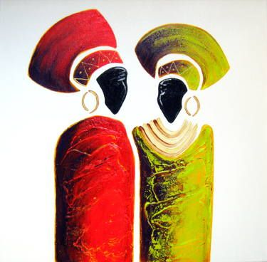 Vibrant Zulu Ladies