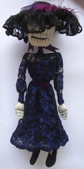 #plush doll #plush toy #catrina