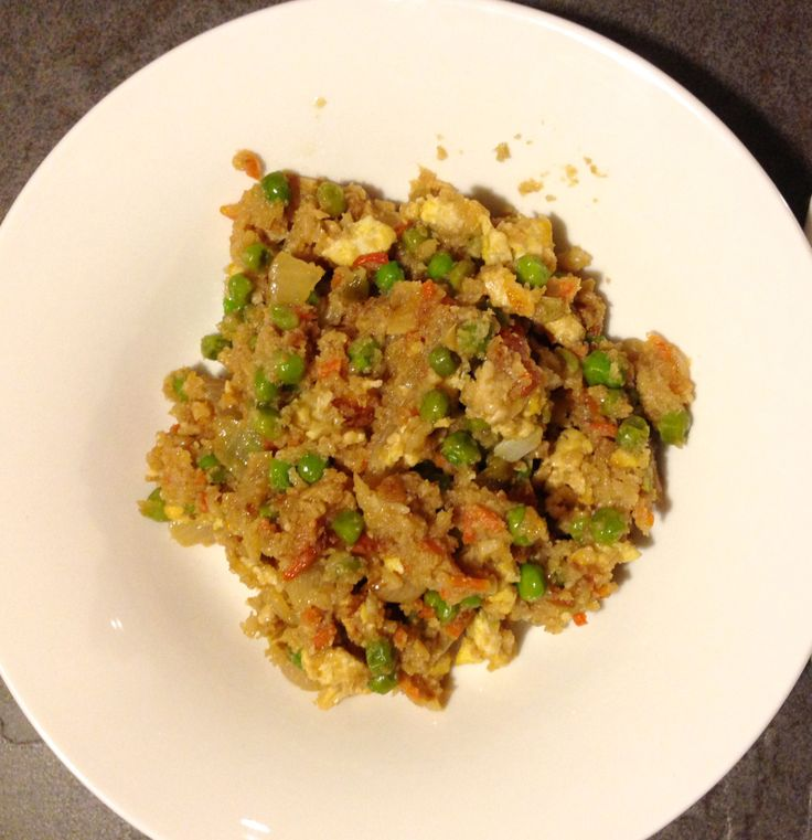 Cauliflower Fried Rice (Skinny Fried Rice)