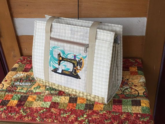 Ultimate Carry All Bag for any kind of crafts PDF Tutorial