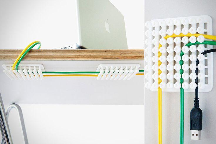 Силиконовый органайзер Poketo для кабелей 14$