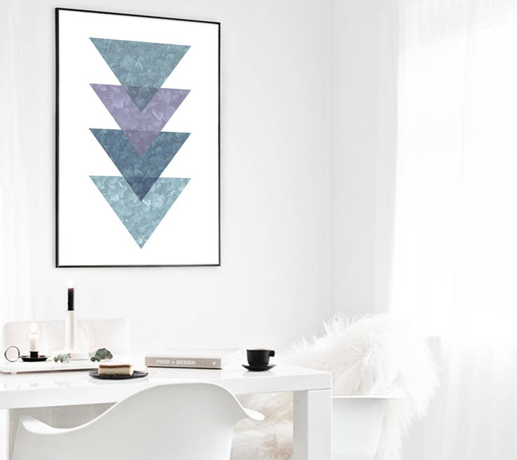 Hello, this is one of my geometric prints, I have a Geometric section in my shop. Last winter (2016/17) I took some photos of the leaves all piled up, I have used them as a background texture in this print.   The print sizes that I have uploaded are:-  - The large sized print you see in the interior photo is the - 70cm x 100cm (27.5inch x 39inch) print. I have also uploaded these sizes:-  8inches by 10 inches (20.3cm x 25.4cm) - 11 inches by 14 inches (28cm x 35.5cm) - 50cm x 70cm (19.7i...