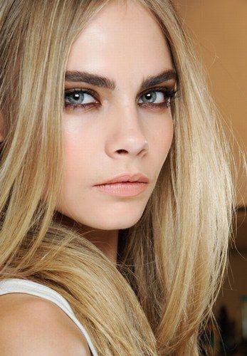 Foto 1 - Blaue Augen schminken: 80 Make-up Ideen