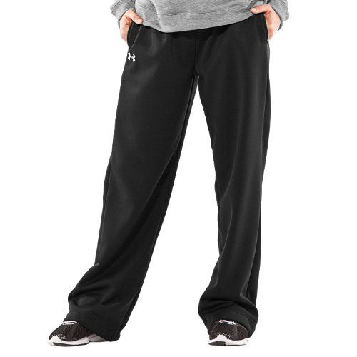 Women`s Armour Fleece Team Pants Bottoms by Under Armour $45.95
