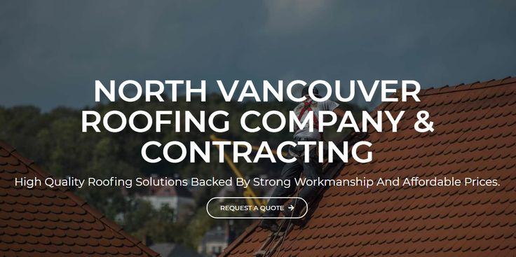 One Stop Of All Roofing Services North Vancouver Roofing Contracting Roofing Contract Roofing Services Cool Roof