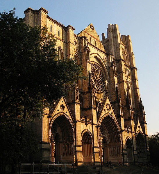 #23Cathedral of St. John the DivineNew YorkNYHeins & La Farge; Ralph Adams CramGothic Revival