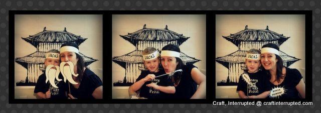 Ninja Photo Booth