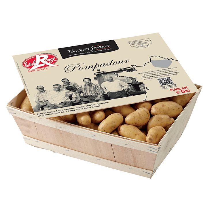La pomme de terre française