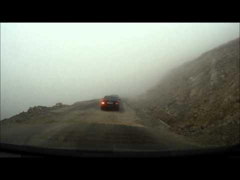 Ranca - Obarsia Lotrului (Transalpina) - septembrie 2012
