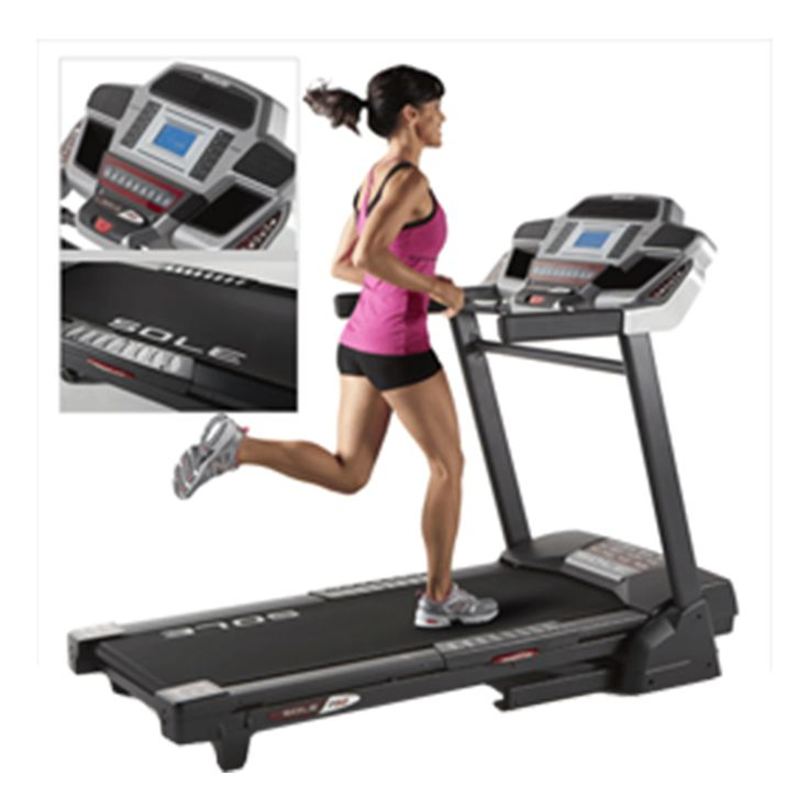 Sole Fitness is owned by the Taiwanese company Dyaco International. This popular treadmill brand stocks hotel fitness centers and residential workout rooms. Sole treadmills are sold at SoleTreadmills.com with sale prices as low as $899.