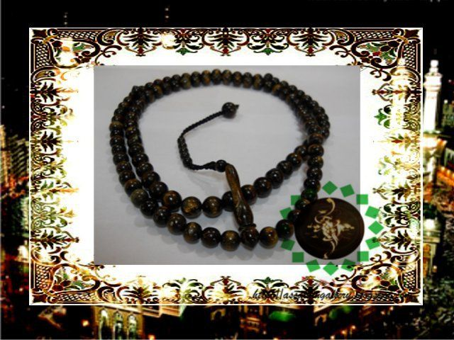 Muslim Prayer Beads from Black COral (Black)  Specification : 99 beads / 100 beads  Beads Diameter : 16 mm    If you are interested contact us,  SMS (Text) International : +6287878664877  or (087878664877).   Email to us.  http://assalamgallery.blogspot.com/2013/07/tasbeeh-tesbih-chuoi-trang-hat-radband_7.html