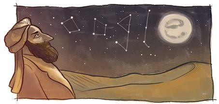 A Muslim scholar again graces Google.com: 10th Century Physicist, Astronomy, Historian + Linguist Abu Rayhan Al-Biruni