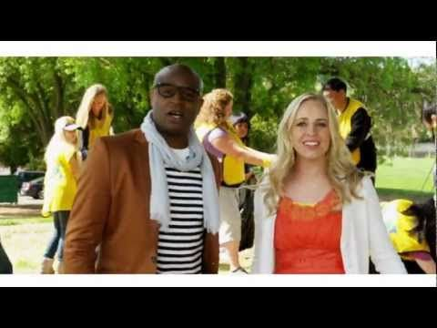 Helping Hands Video.  Have I Done Any Good? Official Music Video ft. Alex Boye & Carmen Rasmusen Herbert.  My sister's (Denise Erskine, San Jose, CA) Young Adult choir sings back up for this music video.  They are in their purple concert attire.