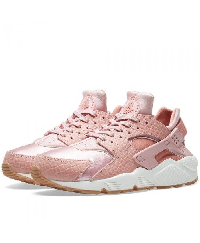 best loved 95b83 e38c3 Nike Air Huarache Run Premium Pink Glaze Pearl Pink Trainer   nike ... nike