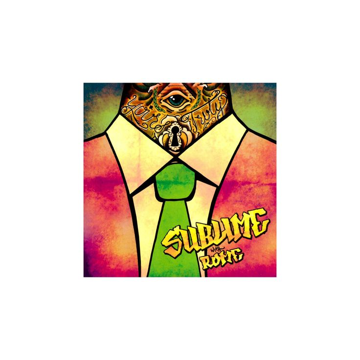 Sublime with Rome - Yours Truly [Explicit Lyrics] (CD)