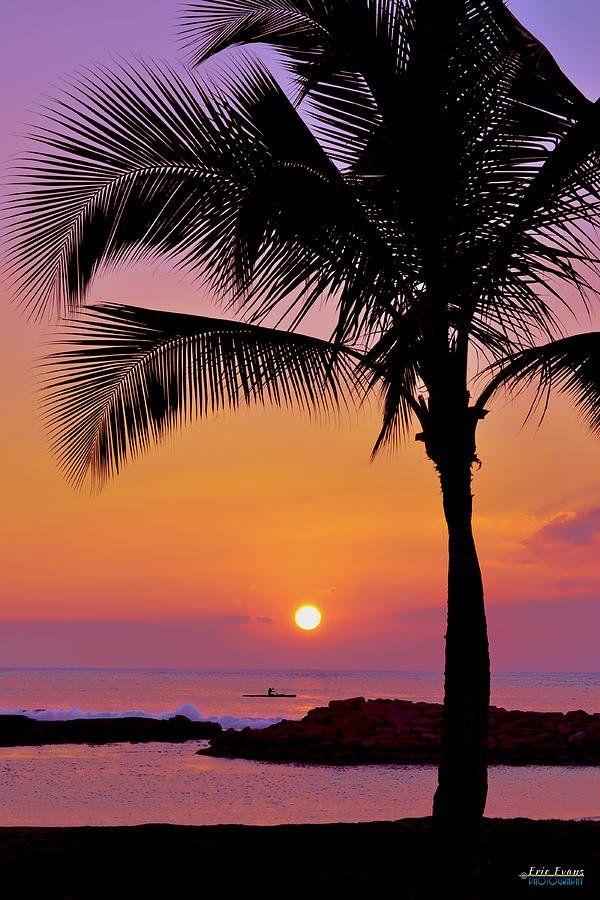 ✯ Sunset At Ko Olina - Oahu, Hawaii