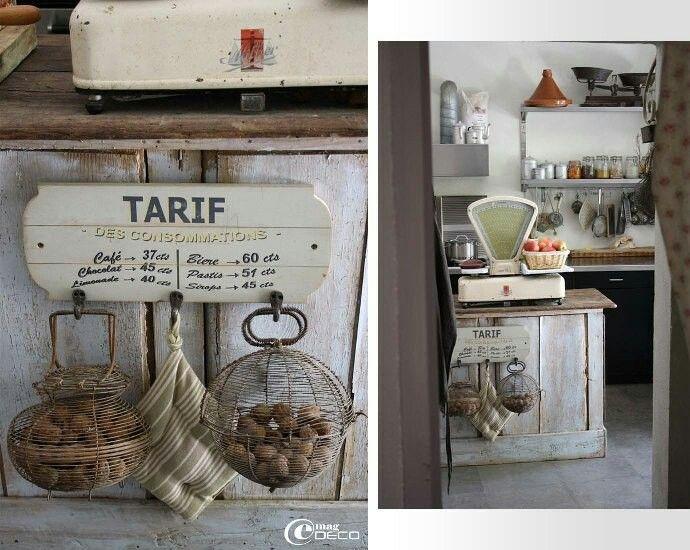 1000+ ideas about nostalgie küche deko on pinterest | cottage, Moderne deko