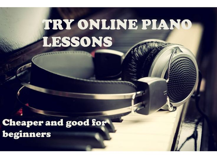 Piano lessons online are becoming trendy. Will you miss this opportunity to learn to play the piano for a lower price ?
