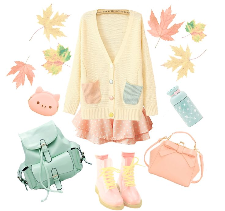 Autumn Cutie by Wonderholichime