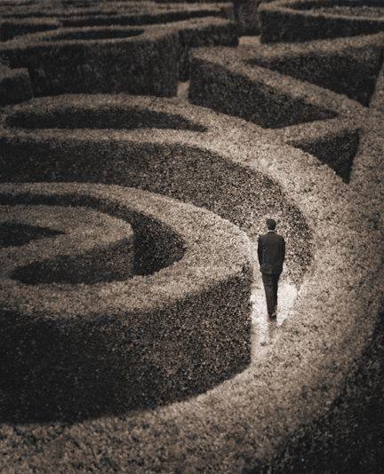 Les albums de Céline E.: Labyrinthe
