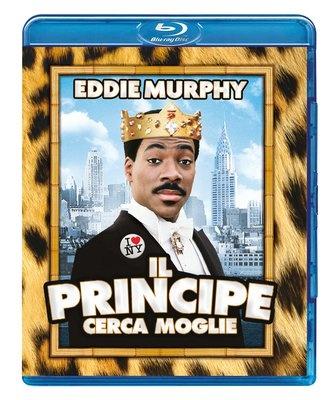 Il principe cerca moglie, la divertente commedia con protagonista Eddie Murphy, in edizione Blu-Ray