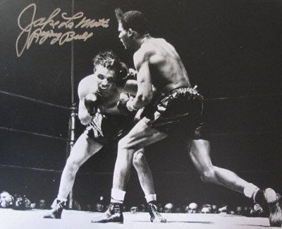 Jake Lamotta Amp Sugar Ray Robinson Boxing Photography Pinterest Photographs Superstar And