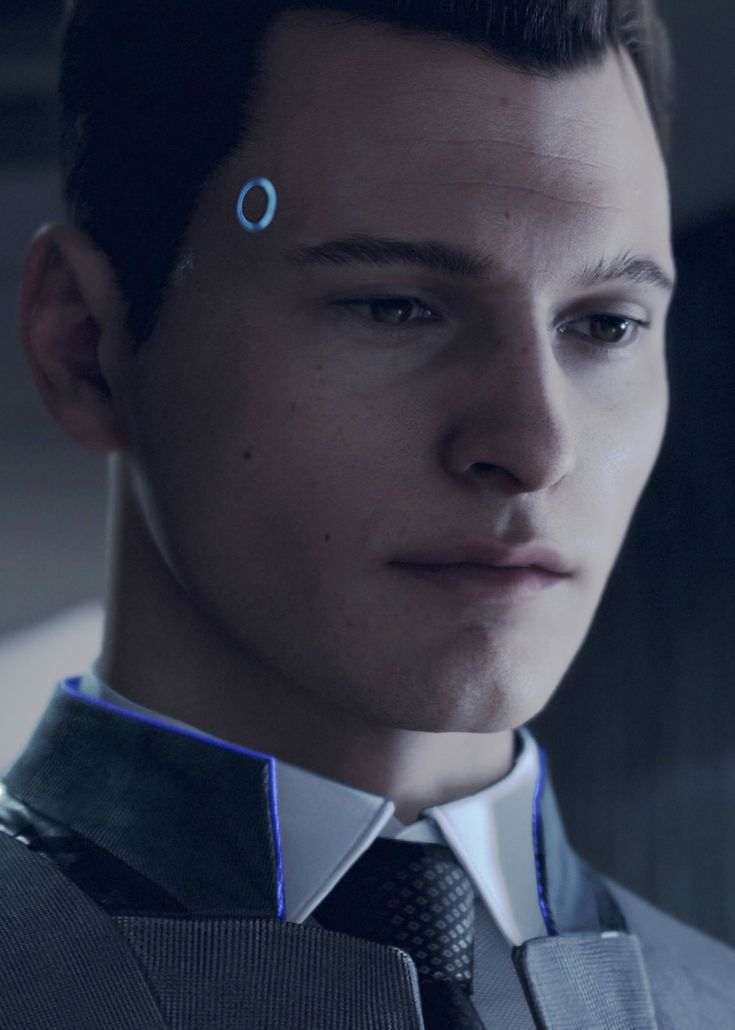 Wallpaper Art Falling Connor Dbh Tumblr Detroit Become Human Connor Detroit