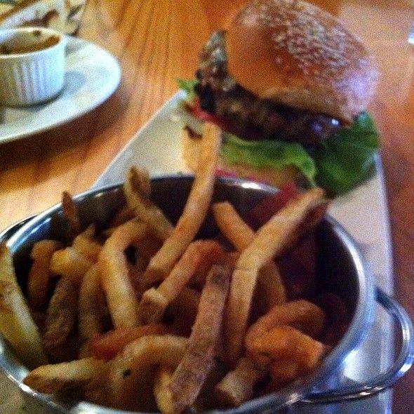 Burger Special @ OX