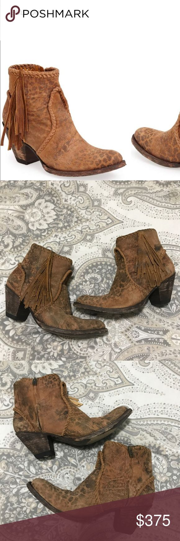 Old Gringo Adela Boots Excellent condition! Only wear is on the bottom shown in pics. Old Gringo Shoes Ankle Boots & Booties