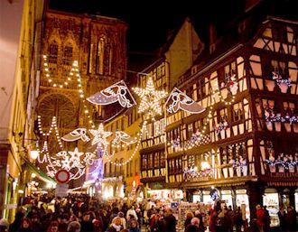 Tver Uzor - Strasbourg - Marché de Noel