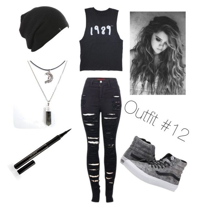 """""""Rock band outfit #12"""" by samanthamota on Polyvore"""