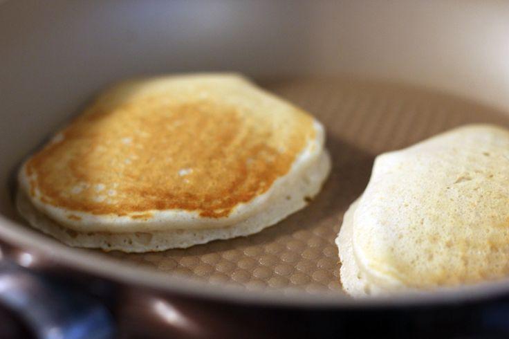 Pancakes vegan ,Un Invincible ÉTÉ