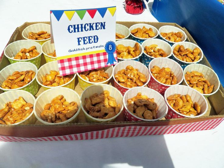 Country fair snacks party ideas pinterest country chex mix and food ideas - Carnival foods ideas ...
