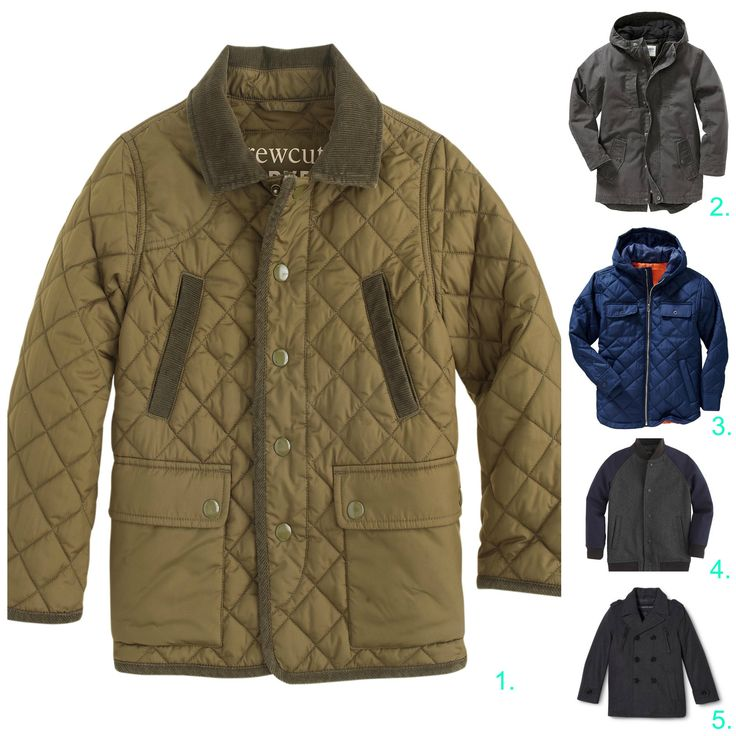 children coats | Warm it Up: Must Have Childrens Coats for the Season | The Shopping ...